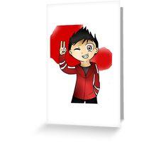 Vanoss Gaming Greeting Card
