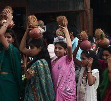Girls of Dharamshala by opensea