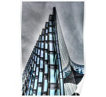 PWC Building London Poster