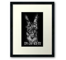 28:06:42:12 Framed Print