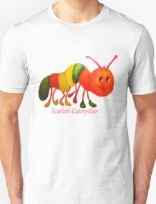 Scarlett Caterpillar Unisex T-Shirt