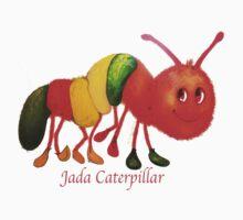 Jada Caterpillar Kids Tee