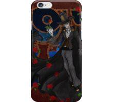 Steampunk Tuxedo Mask iPhone Case/Skin