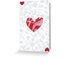 Cheshire Cat Greeting Card