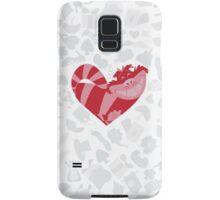 Cheshire Cat Samsung Galaxy Case/Skin