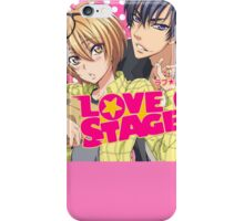 Love Stage iPhone Case/Skin