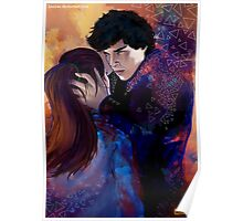 Sherlock and Molly Poster