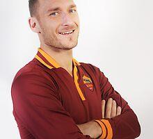 #10 Francesco Totti - credit Stefano Caporilli by caporilli