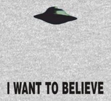 I Want To Believe by Hexyle