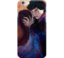 Sherlock and Molly iPhone Case/Skin