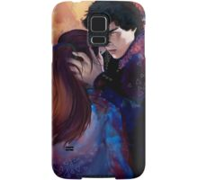 Sherlock and Molly Samsung Galaxy Case/Skin