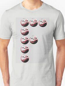 Falcor Grey Unisex T-Shirt