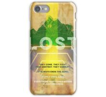 LOST iPhone Case/Skin
