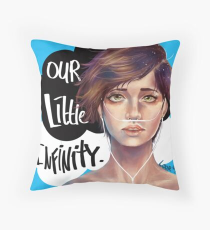 The Fault in Our Stars Throw Pillow
