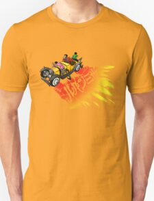 Three Generations Three Jackets Unisex T-Shirt