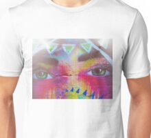 I see you - fading Unisex T-Shirt