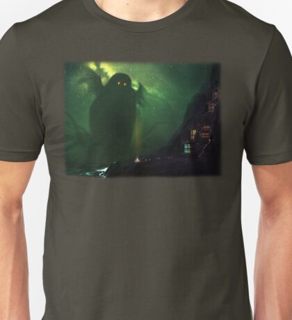 The Nearest Shore to R'lyeh Unisex T-Shirt