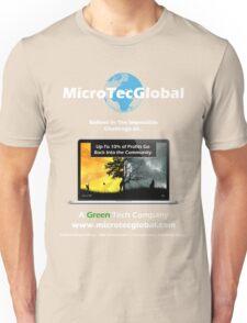 MicroTecGlobal Shirt 5 Unisex T-Shirt