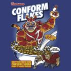 Conform Flakes by Punksthetic