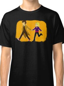 Rose and the Doctor Classic T-Shirt