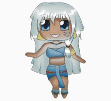 Kida - Disney Princess by Mengtastic