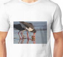 Sunset Food Scuffle Unisex T-Shirt