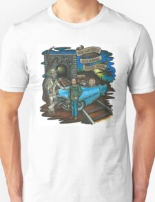 The Podcast Artwork Unisex T-Shirt