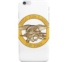 Navy SEa Air Land (SEALs) iPhone Case/Skin