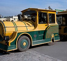 Schonbrunn Castle Shuttle by phil decocco