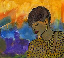 The Solitude of My Experience  by © Angela L Walker