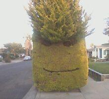 kool aid bush guy by gcs713