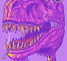 Stoner Rex by cs3ink
