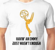 Childish Gambino - Havin' An Emmy [Outlined Award] Unisex T-Shirt