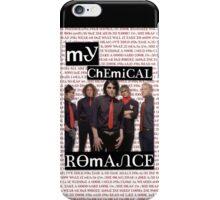 My Chem Phone Case iPhone Case/Skin
