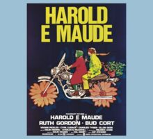 Harold And Maude Foreign Film Art by RighteousTees