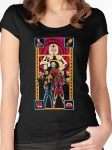 Epic Zombies Women's Fitted Scoop T-Shirt