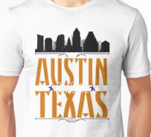 AUSTIN AWESOME TEXAS Unisex T-Shirt
