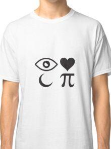 I LOVE MOON PIE Classic T-Shirt