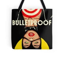 Bulletproof Tote Bag