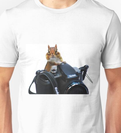 The Photographer's Assistant Unisex T-Shirt