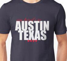 Austin AWESOME TEXAS Unisex T-Shirt
