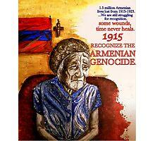 Armenian Genocide 1915 Photographic Print