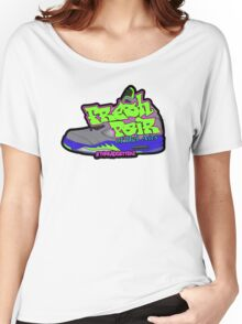 Fresh Pair of Bel Airs Women's Relaxed Fit T-Shirt