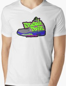Fresh Pair of Bel Airs Mens V-Neck T-Shirt