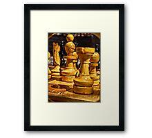 ©HS Tactic IIIAH Framed Print