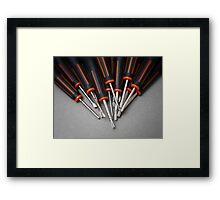 ©HS Tools IIA Framed Print