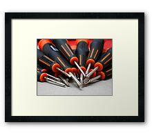 ©HS Tools IVA Framed Print