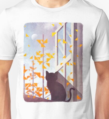 The Last Autumn Leaves Unisex T-Shirt
