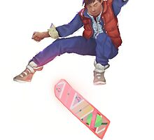 Marty Kickflip by Clement Danveau
