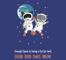 Every Body Dance Meow by Lou Endicott